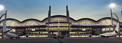 istanbul sabihagökçen havalimanı