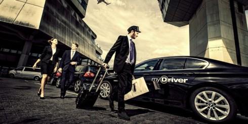 şoförle araç kiralama